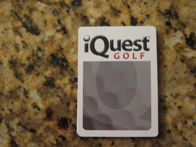 iQuest Golf