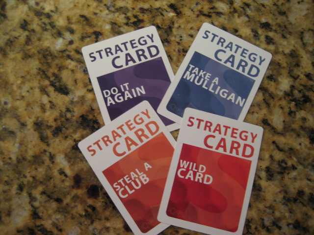 iQuest Strategy Cards