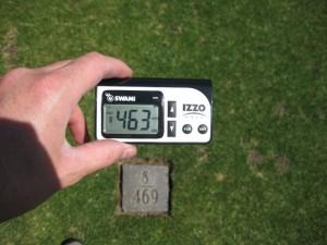 IZZO Swami 1500 Golf GPS
