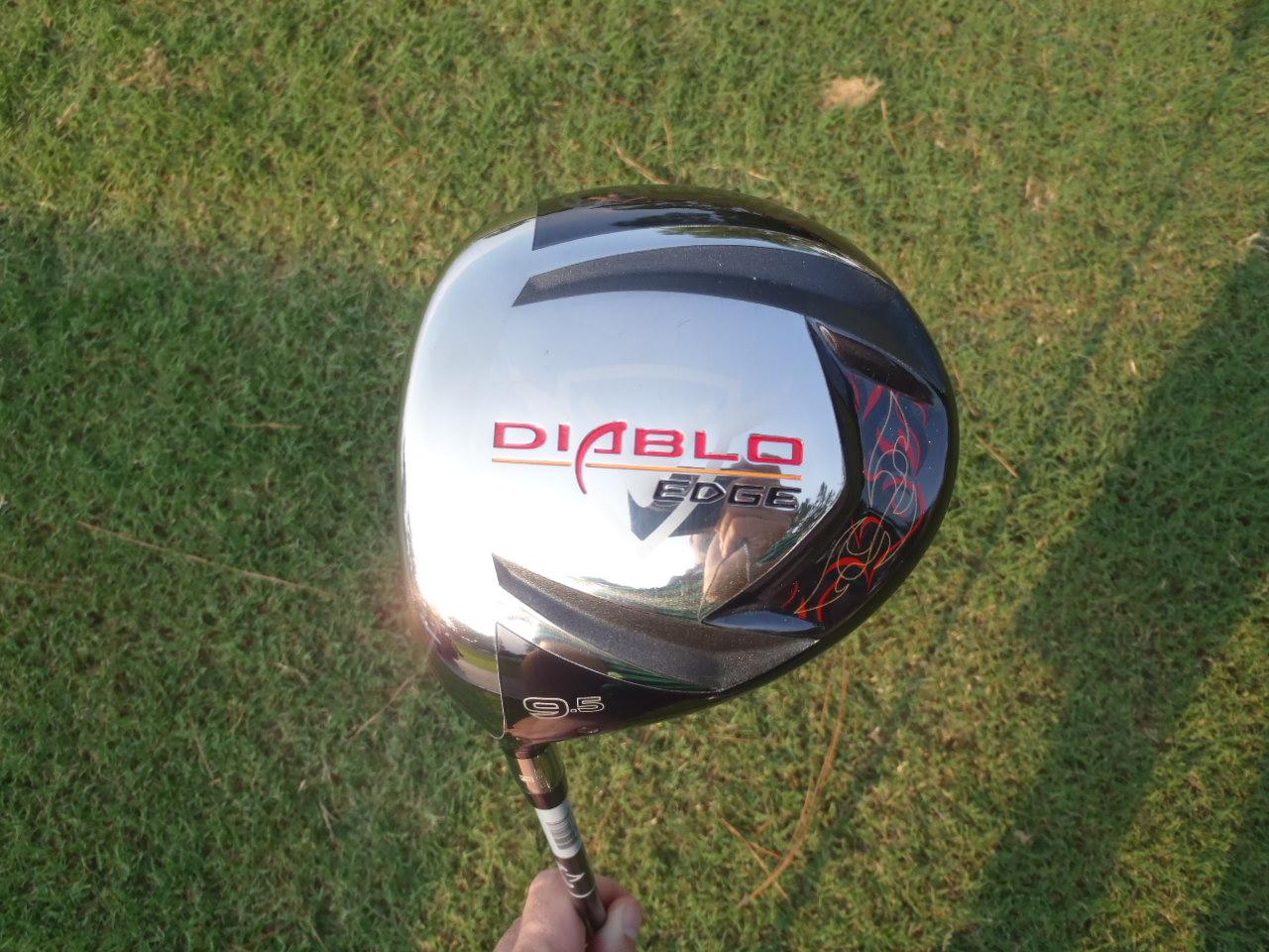 diablo octane tour driver review