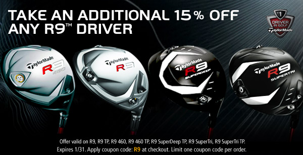 TaylorMade Golf Pre-Owned