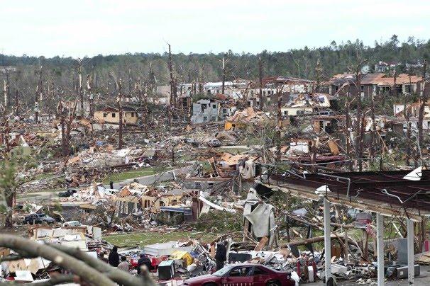Natural Disaster History Richmond Va